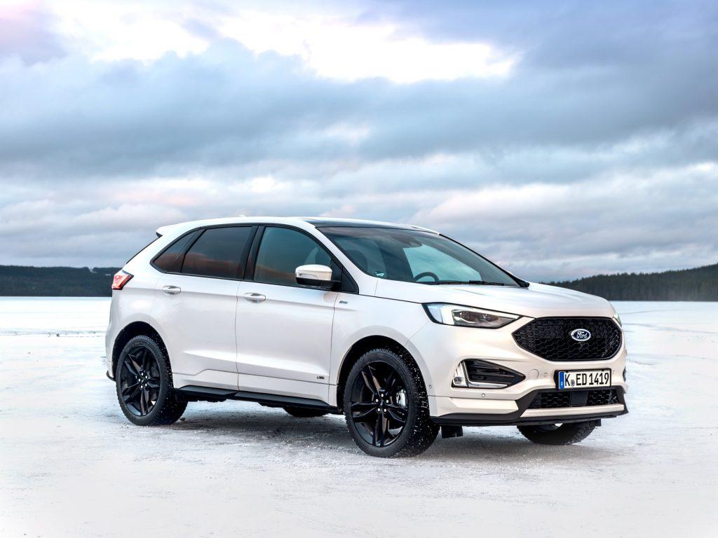 Ford Edge koniec produkcji