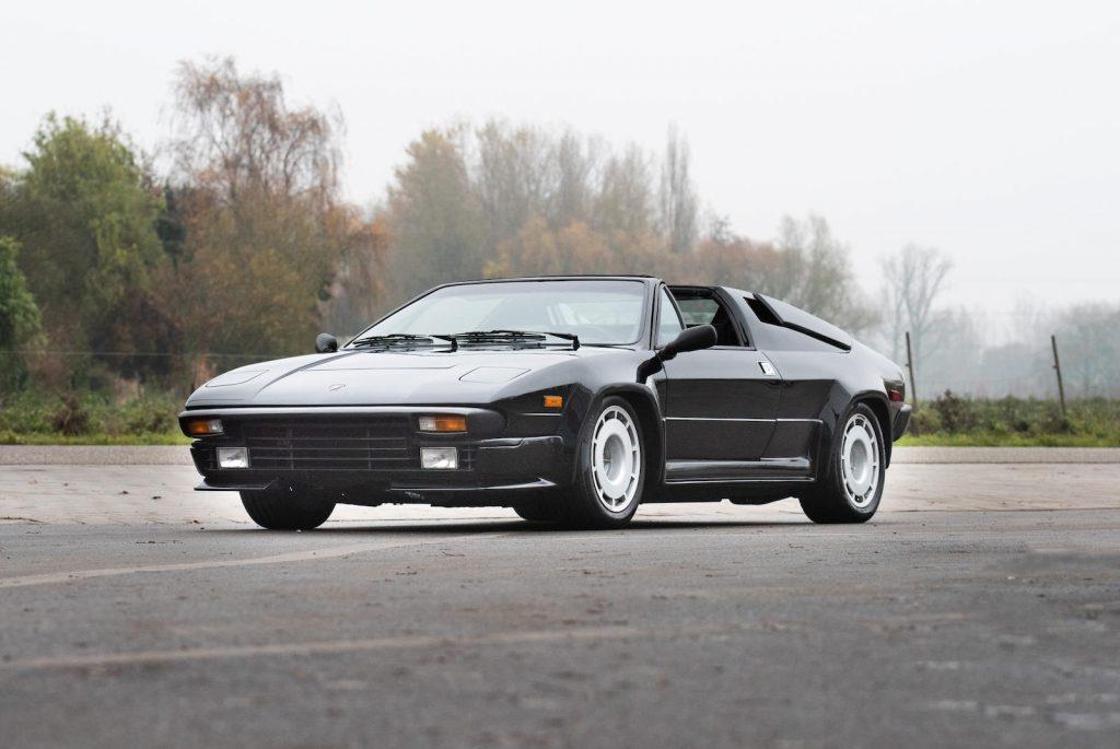 Lamborghini Jalpa aukcja Bonhams