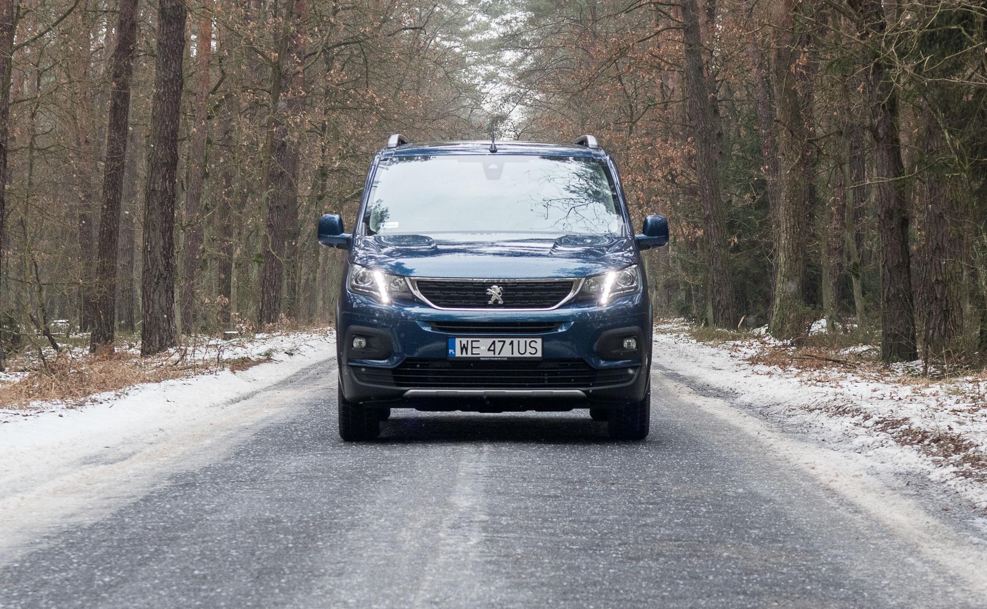 Peugeot Rifter 2019 test