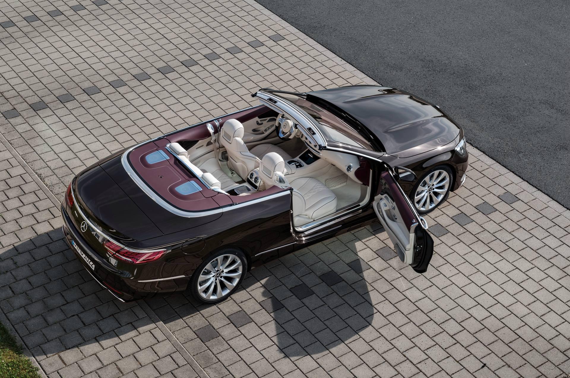Mercedes klasy S Coupe
