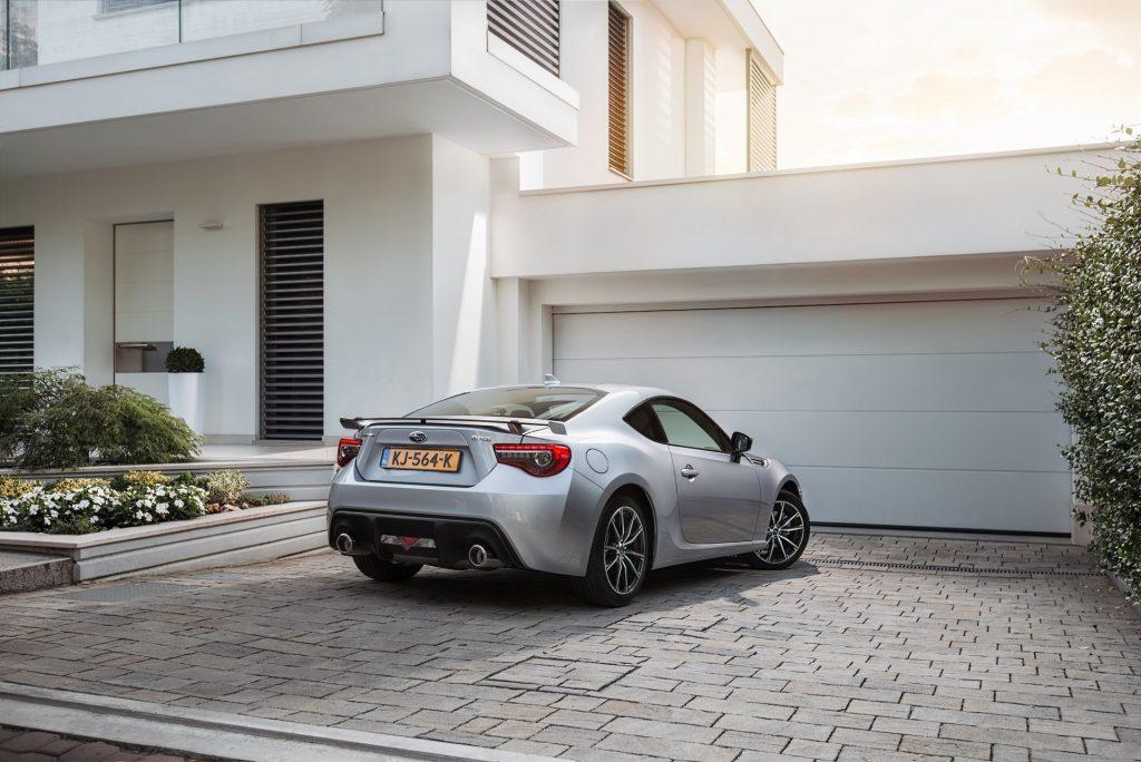 Subaru BRZ nowy model