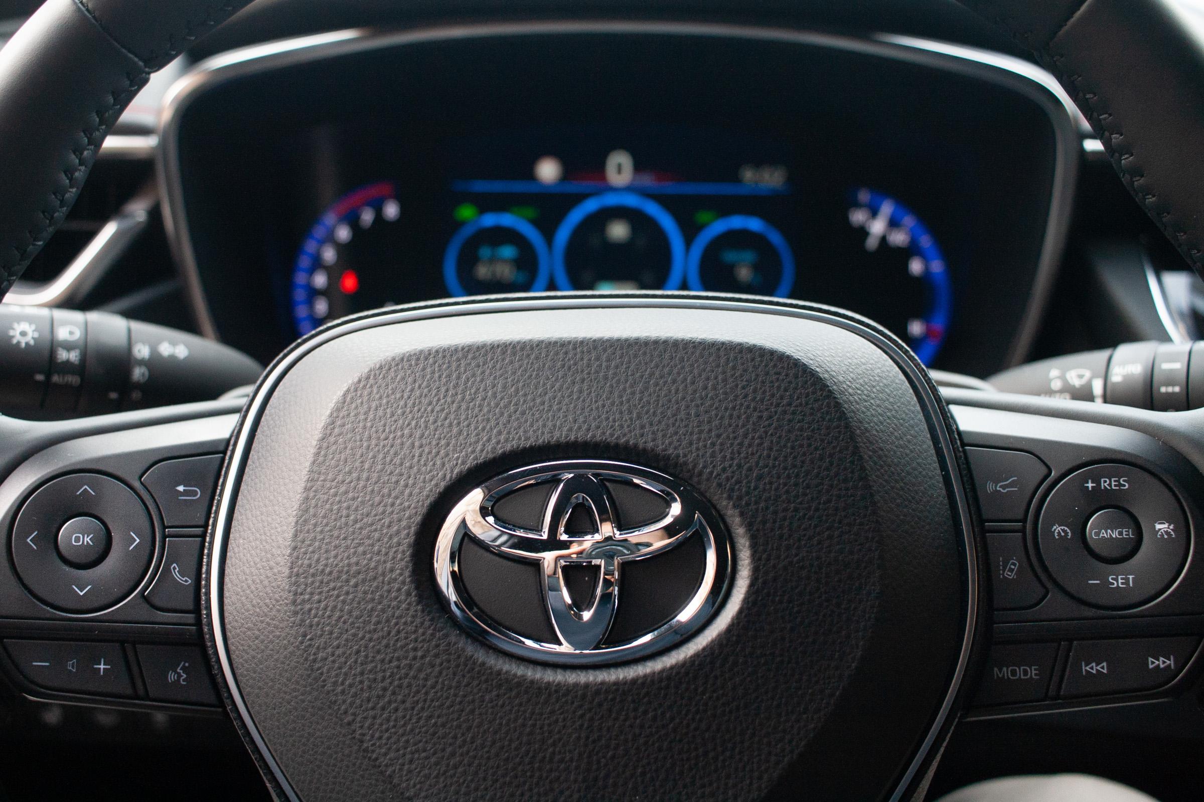 Toyota Corolla 2019 test