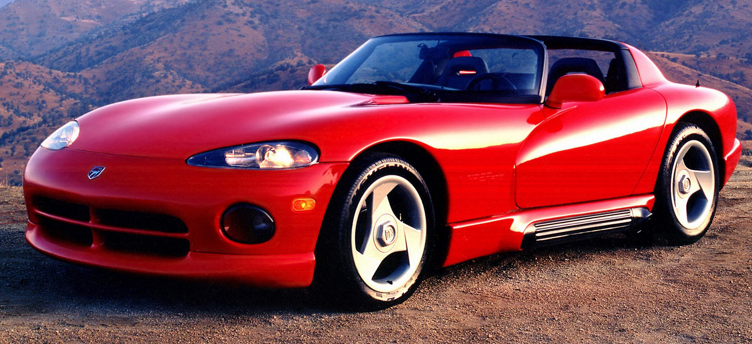 Dodge Viper RT/10 na sprzedaż
