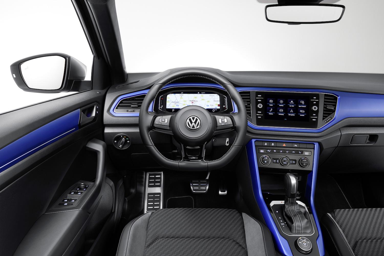 2019 Volkswagen T-Roc R
