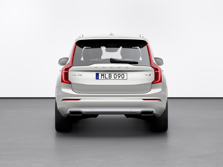 Tak wygląda odświeżone Volvo XC90. Pod maską nowe silniki ...