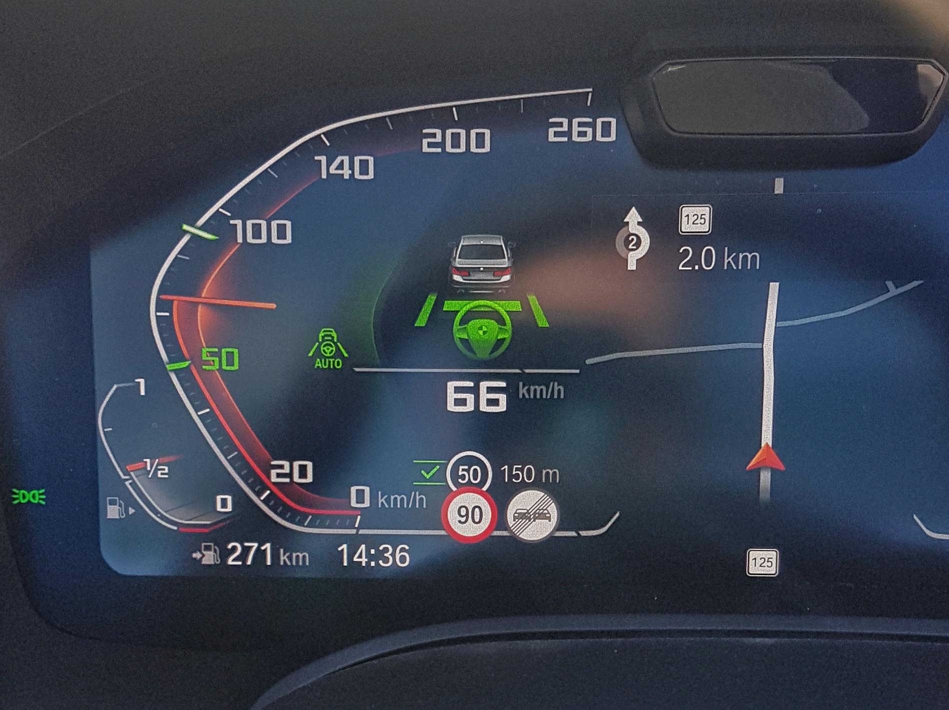 autonomiczne BMW