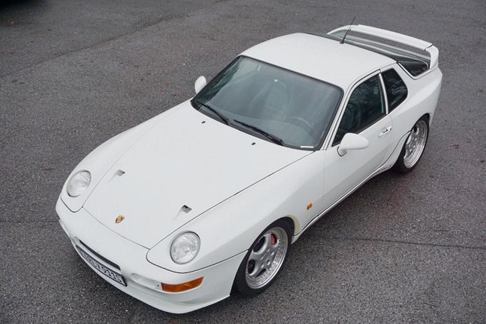Porsche 968 Turbo S ogłoszenie
