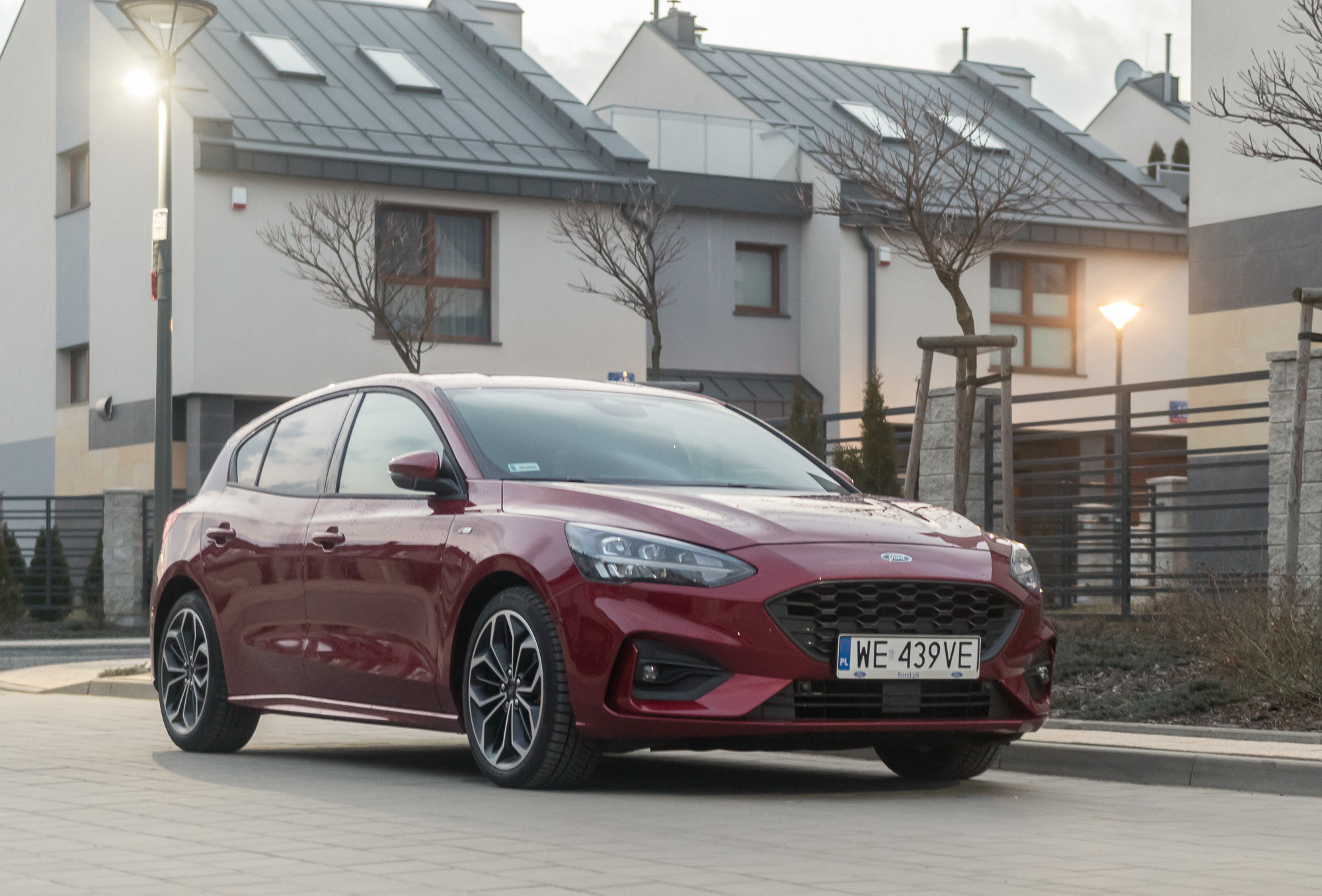 Ford Focus IV 2019 test