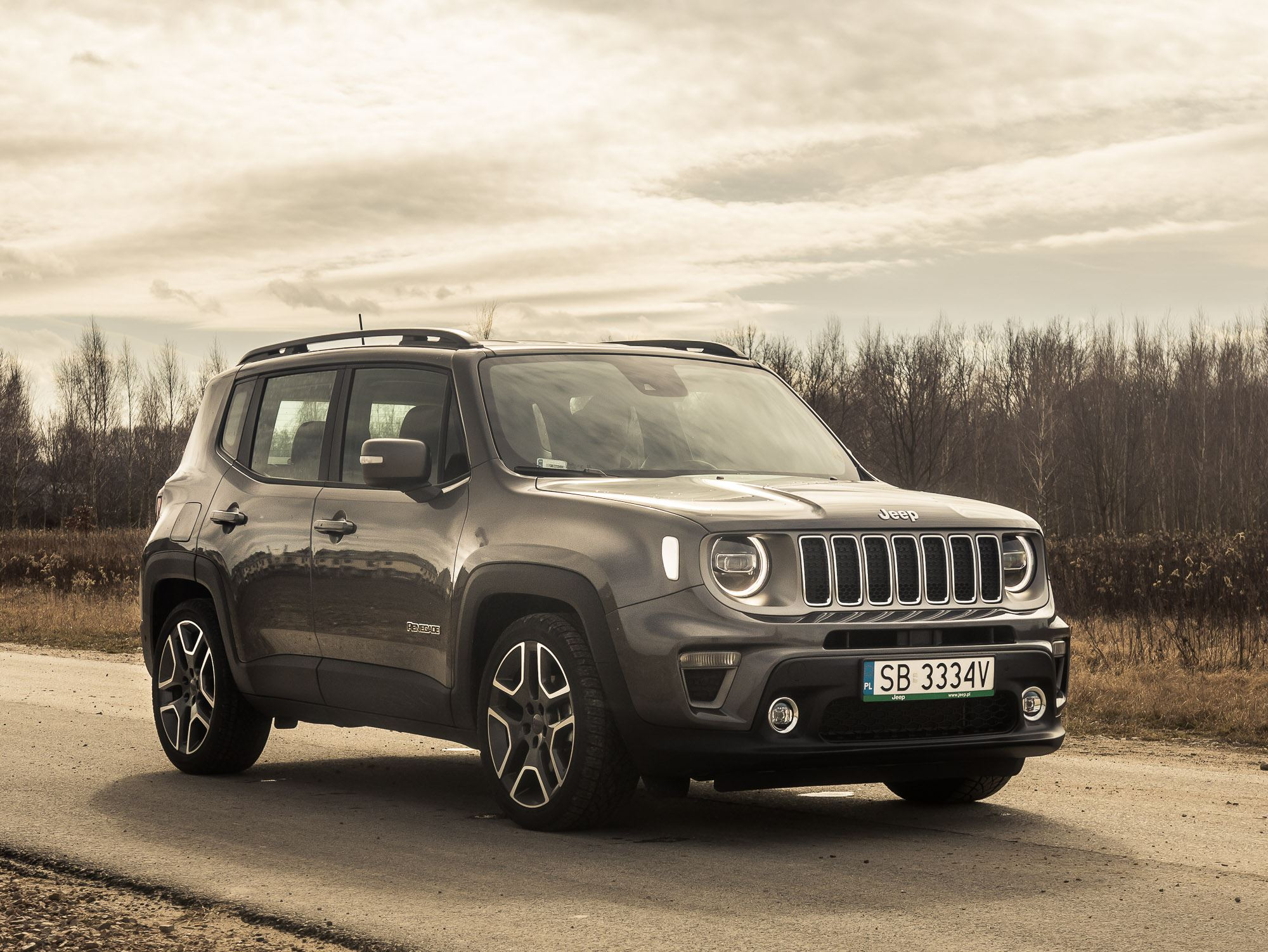 Jeep Renegade 2019 test 1.3 Firefly