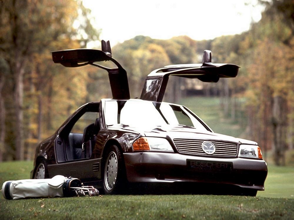 Mercedes W124 tuning