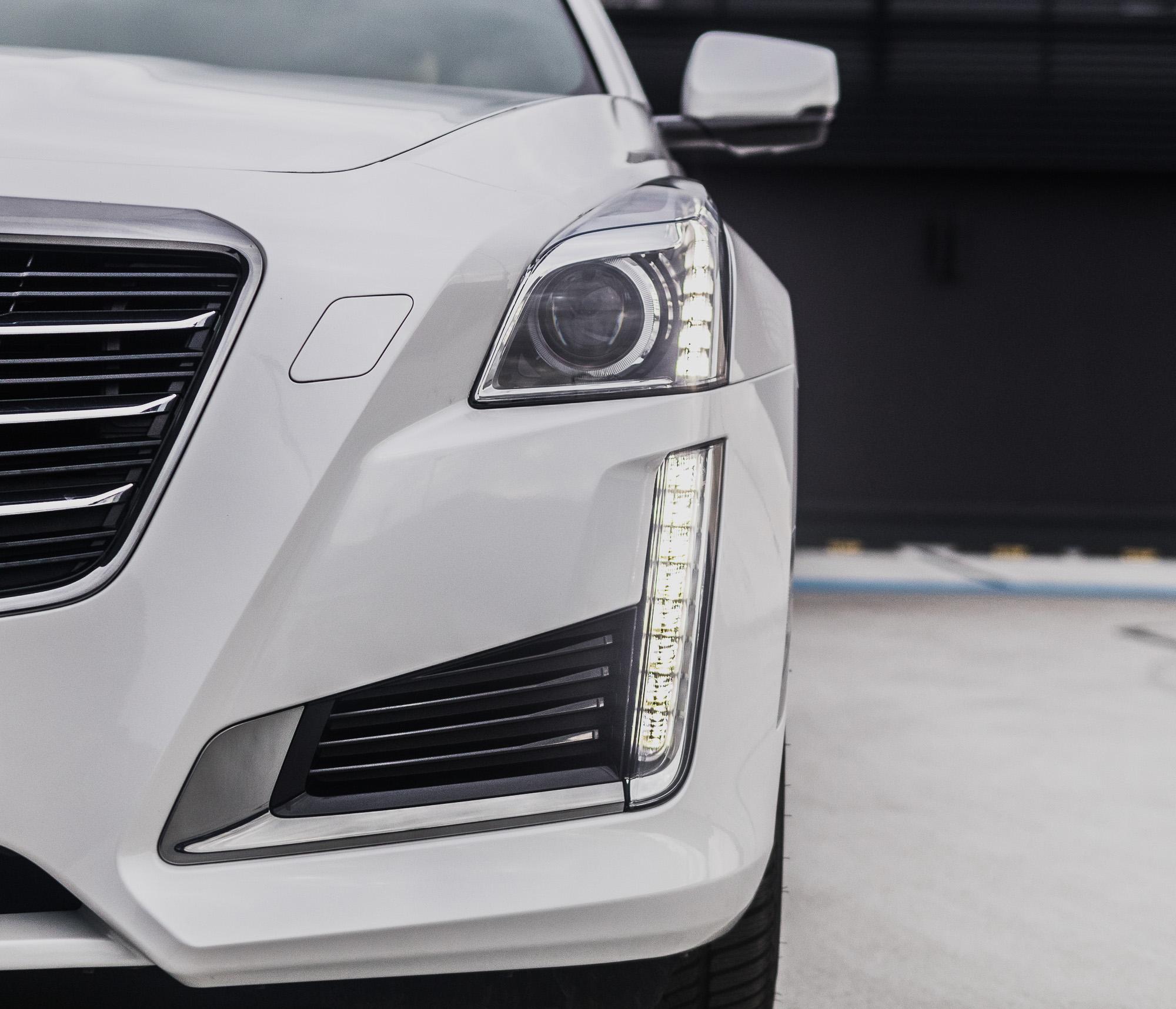 2019 Cadillac Cts V Review Test Drive Automotive Addicts: Amerykanin Z Wizytą W Warszawie. Jeździłem Cadillakiem CTS