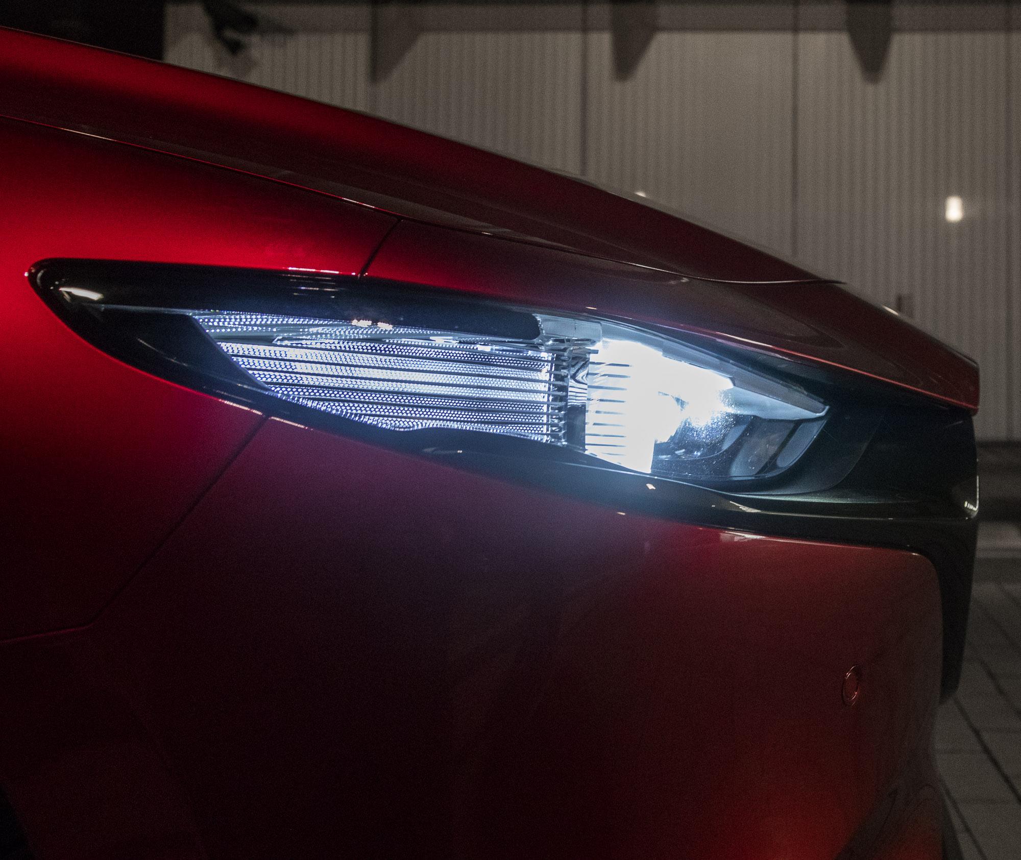 Mazda 3 wyposażenie