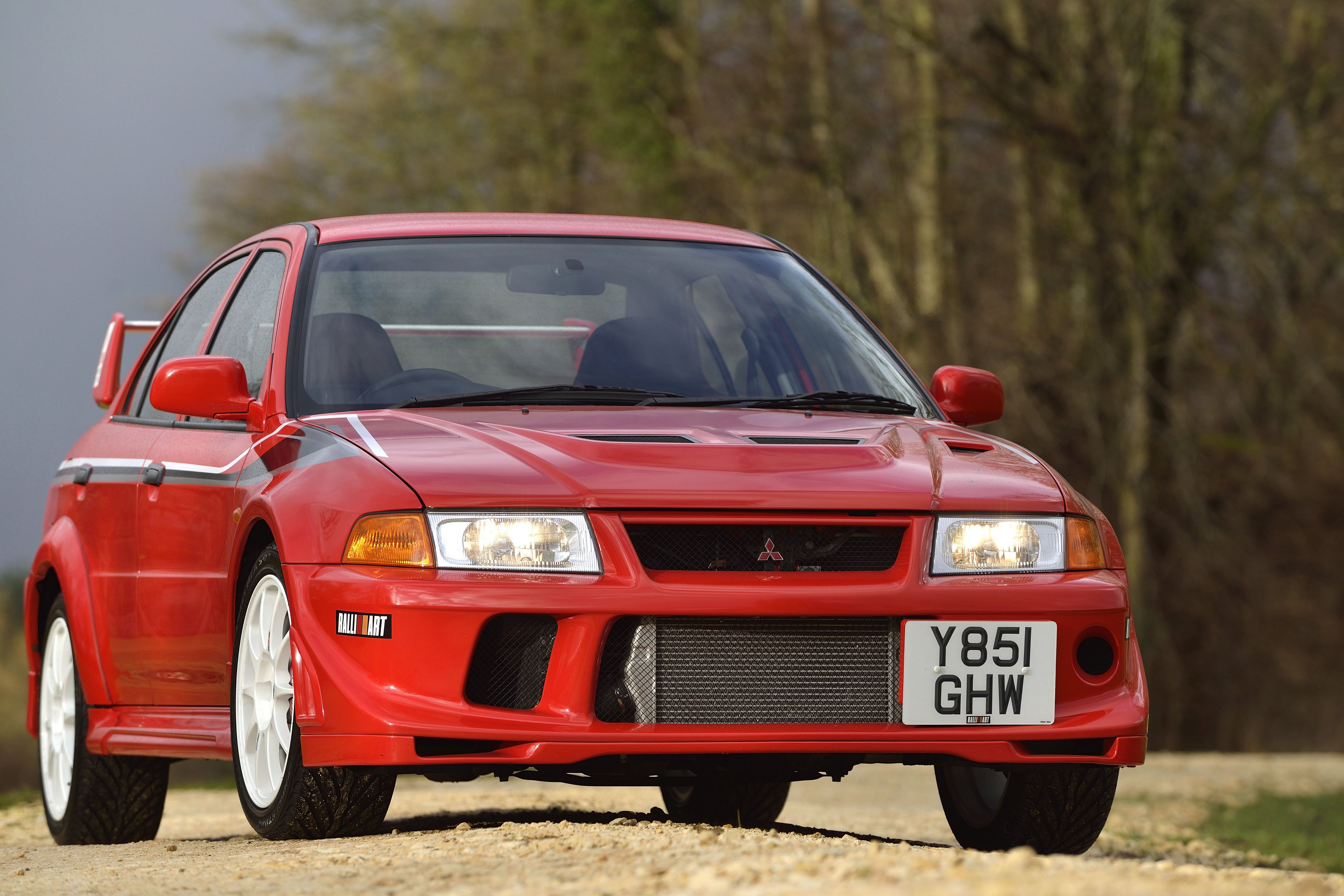 Mitsubishi historia