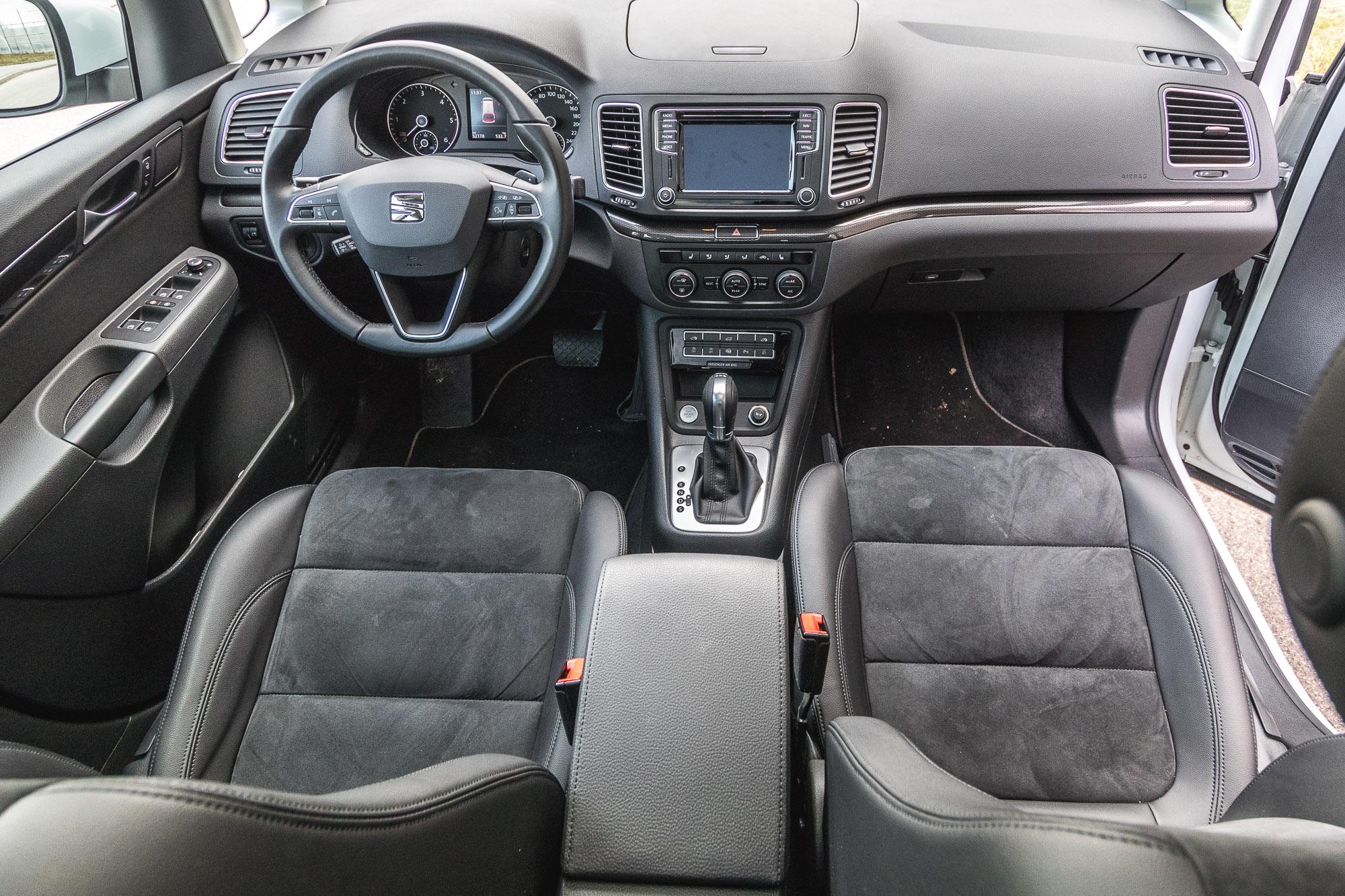 Seat Tarraco test opinie