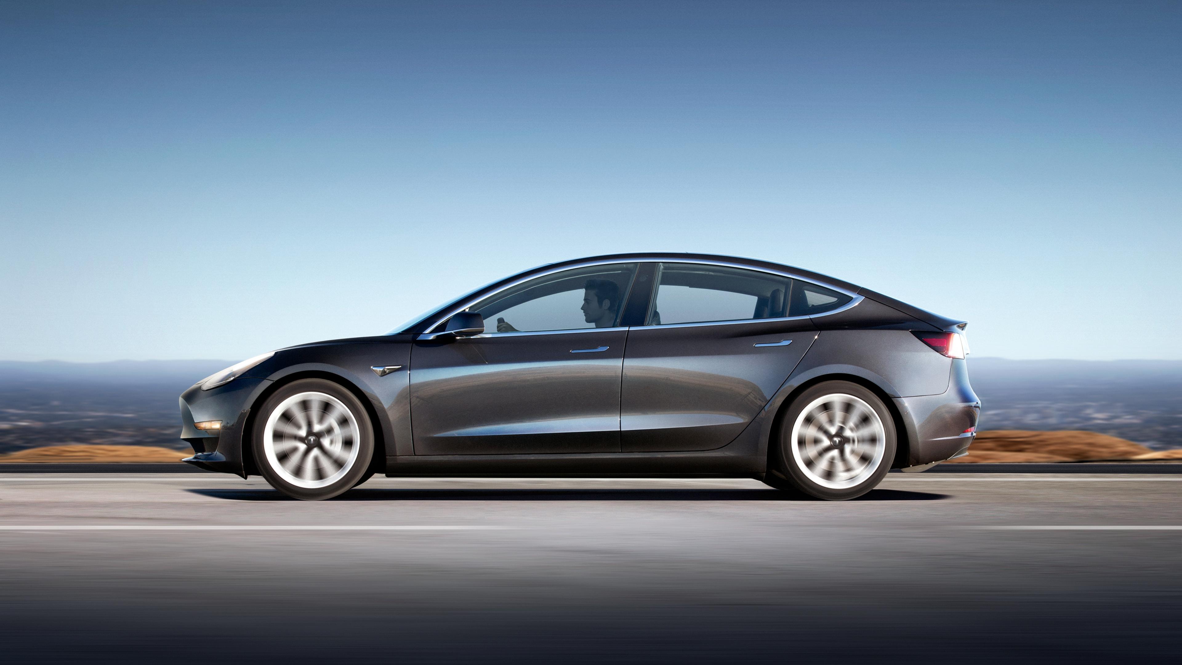 Model 3 Europa sprzedaż
