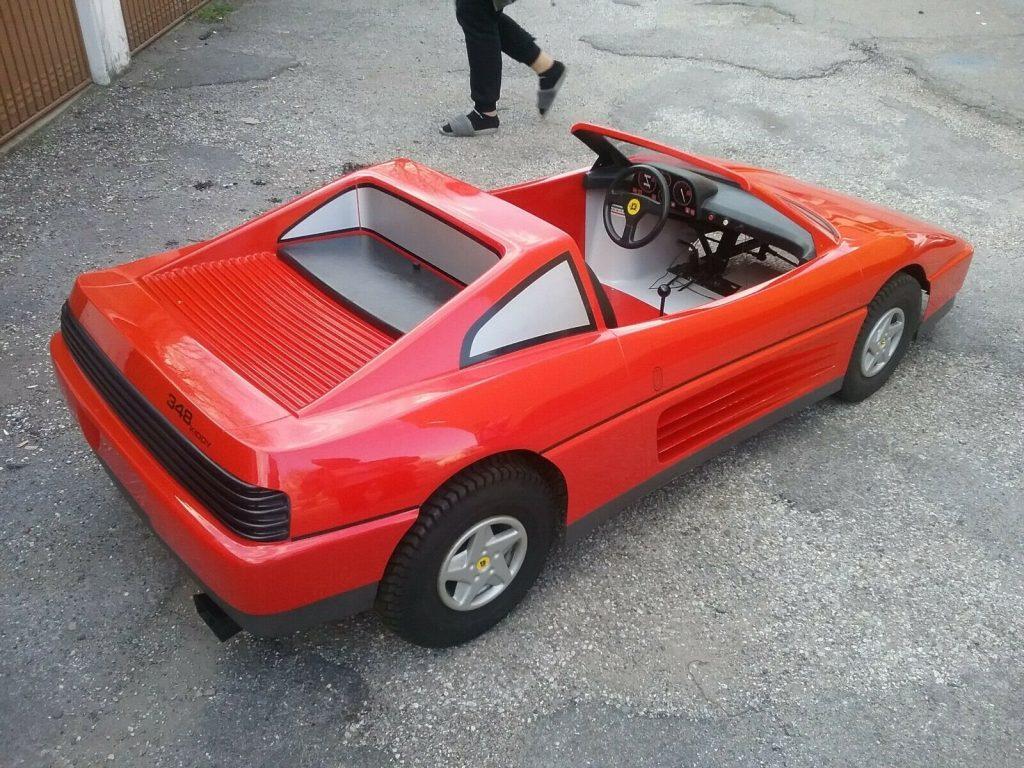Ferrari ceny