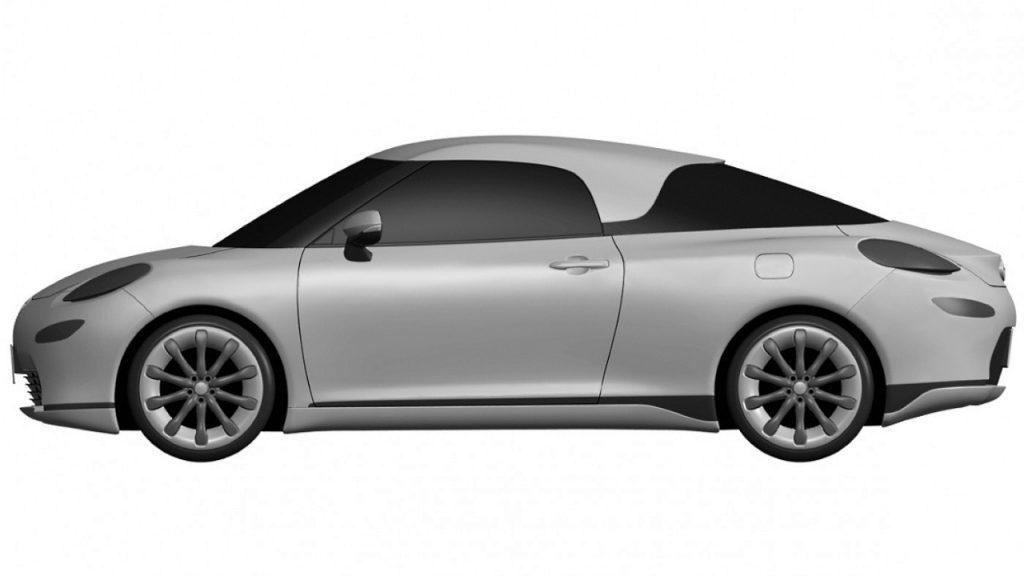Toyota MR-2 prototyp