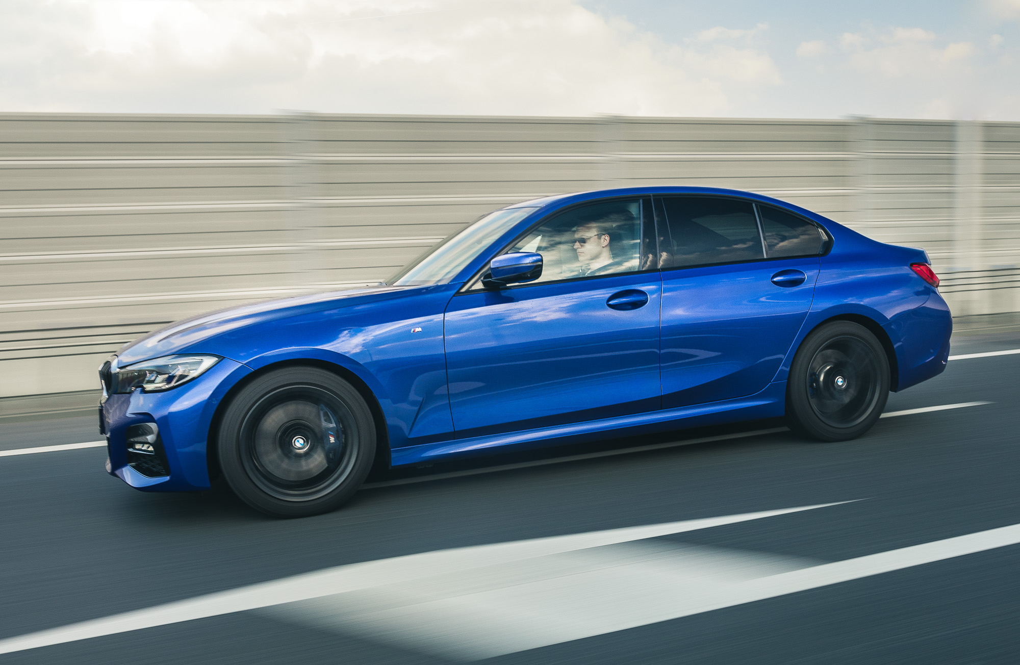 BMW 3 G20 2019 test