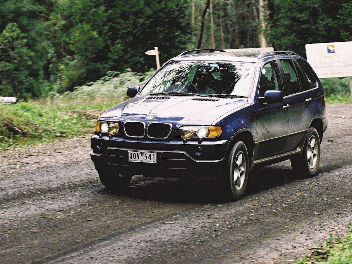 bmw x5 e53 używane