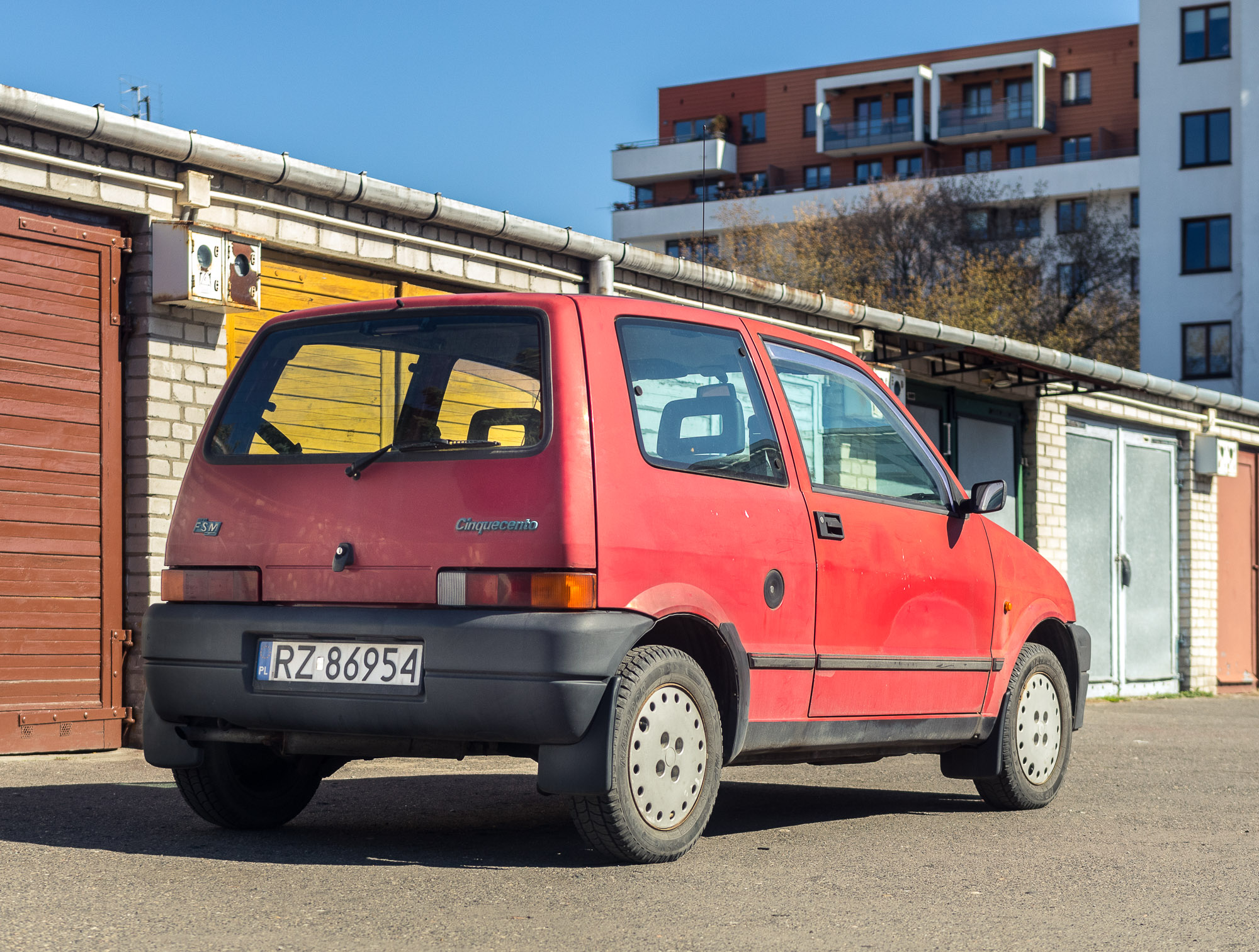 cinquecento złomnik