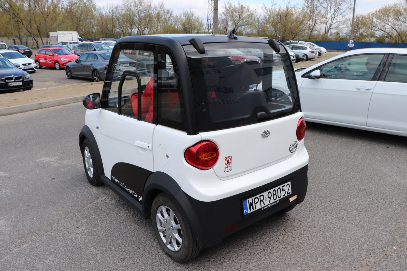 najtańszy samochód elektryczny