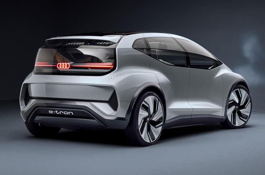 Elektryczny Volkswagen