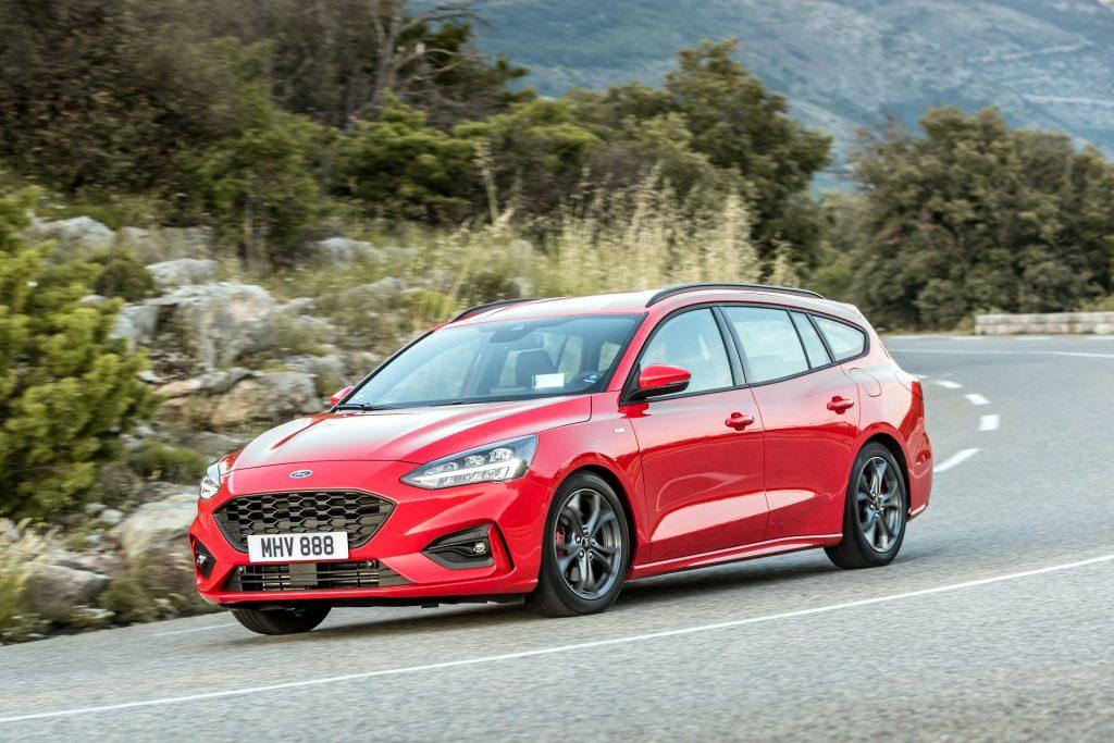Ford Focus zawieszenie tylne