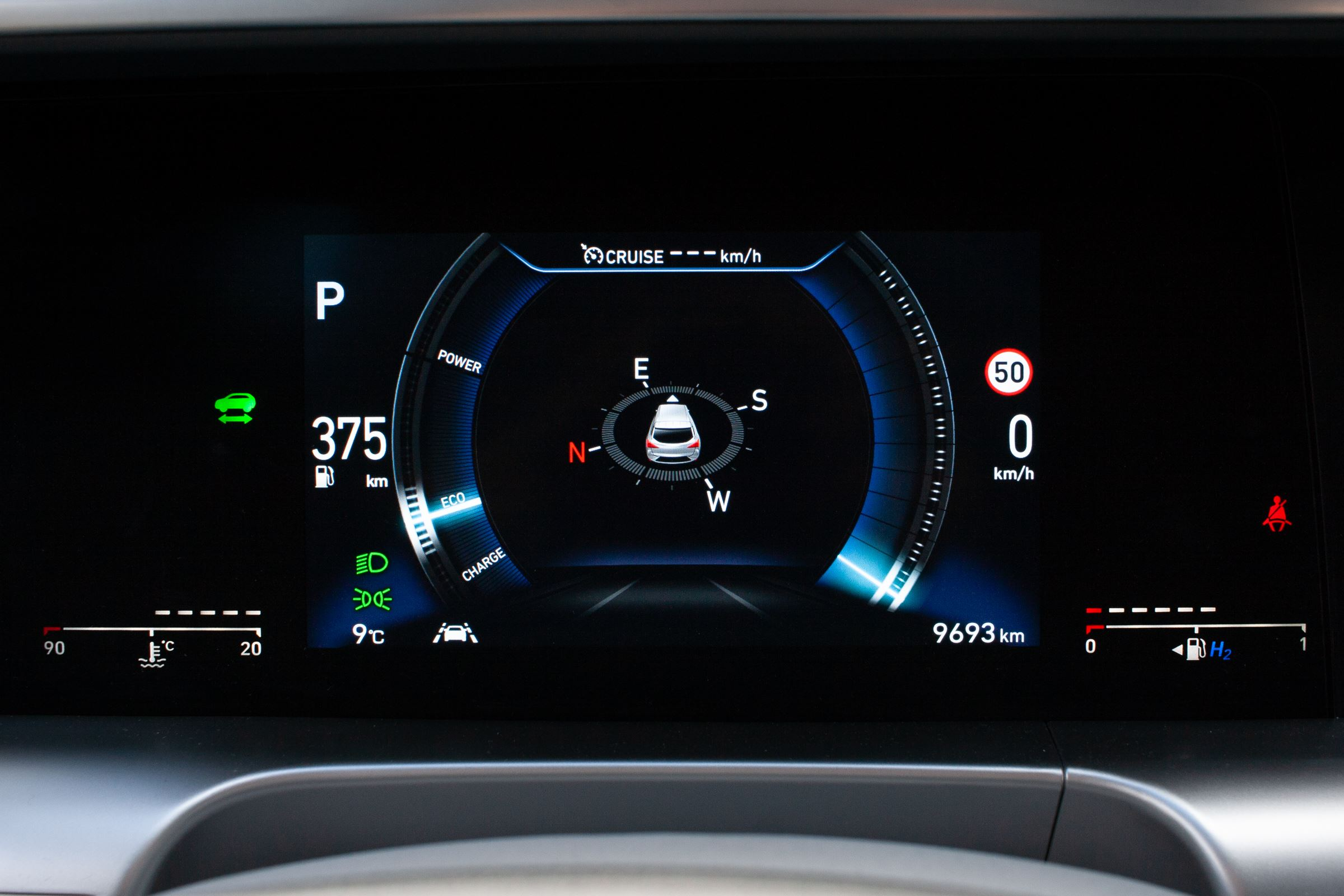 Hyundai Nexo test Polska