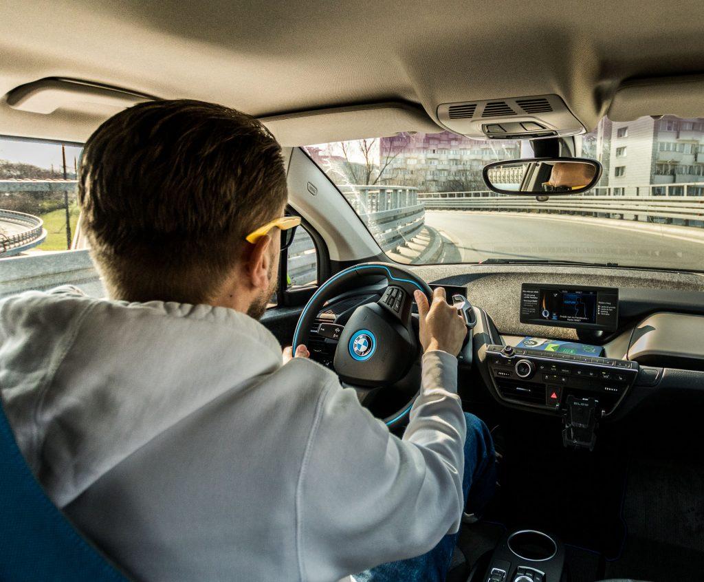 innogy carsharing BMW i3