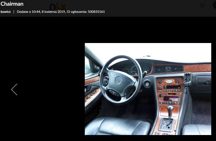 mercedes w124 daewoo chairman
