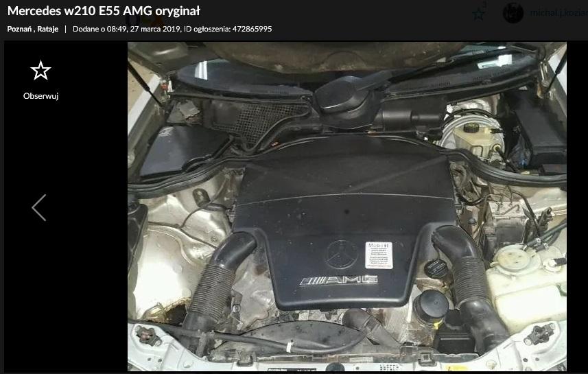mercedes w124 amg
