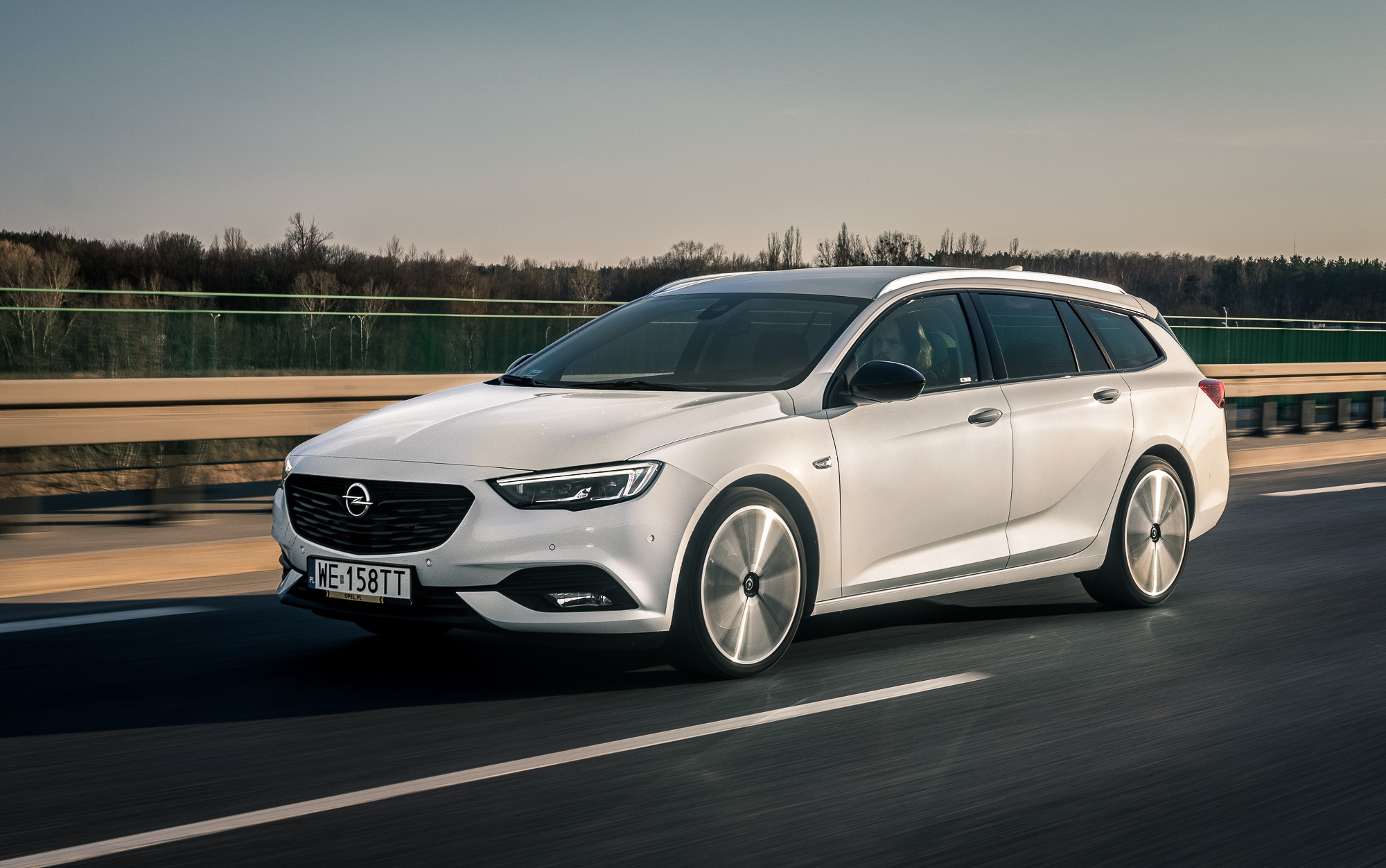 skoda superb opel insignia test