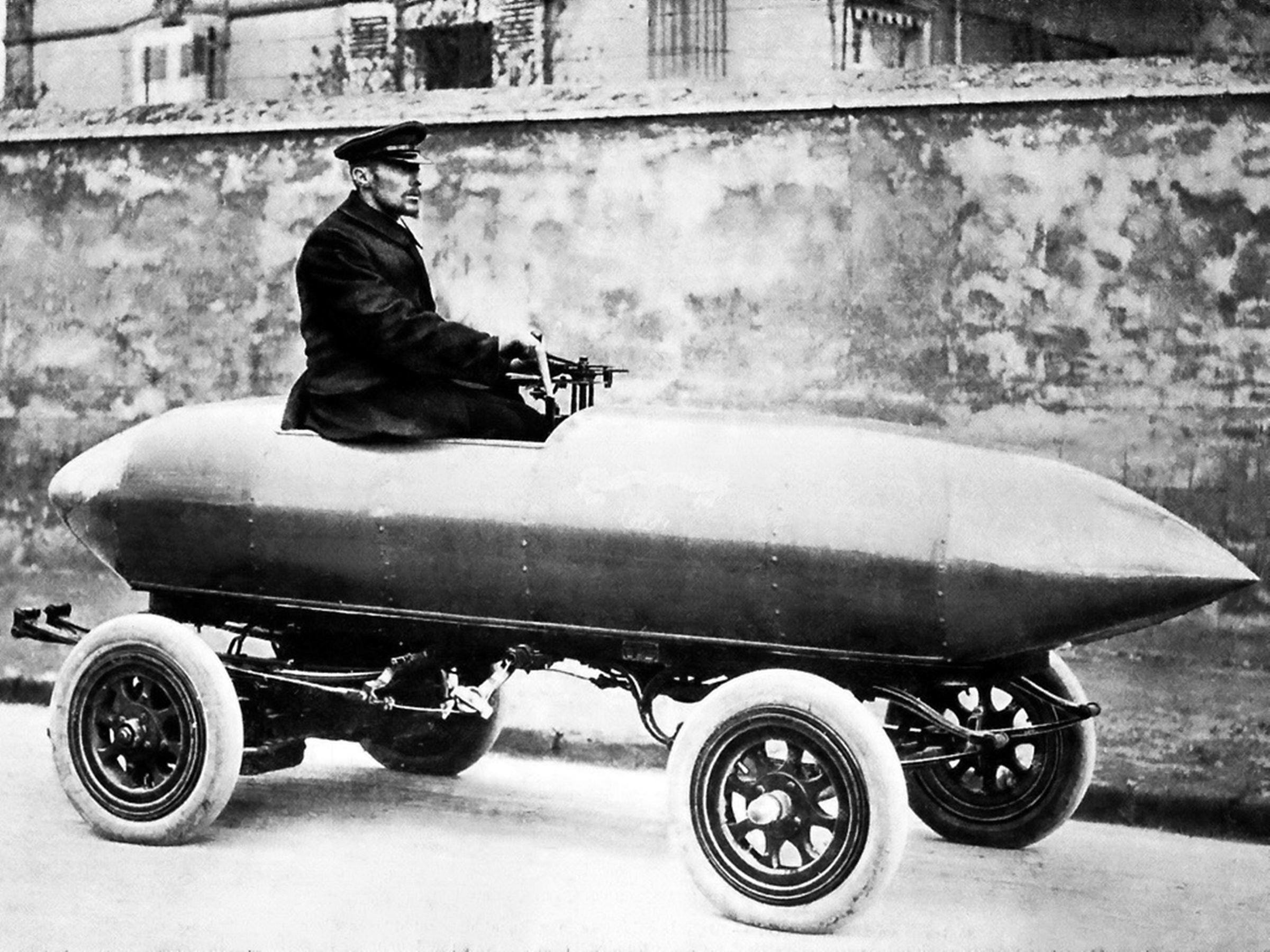 Rekord prędkości 120 lat