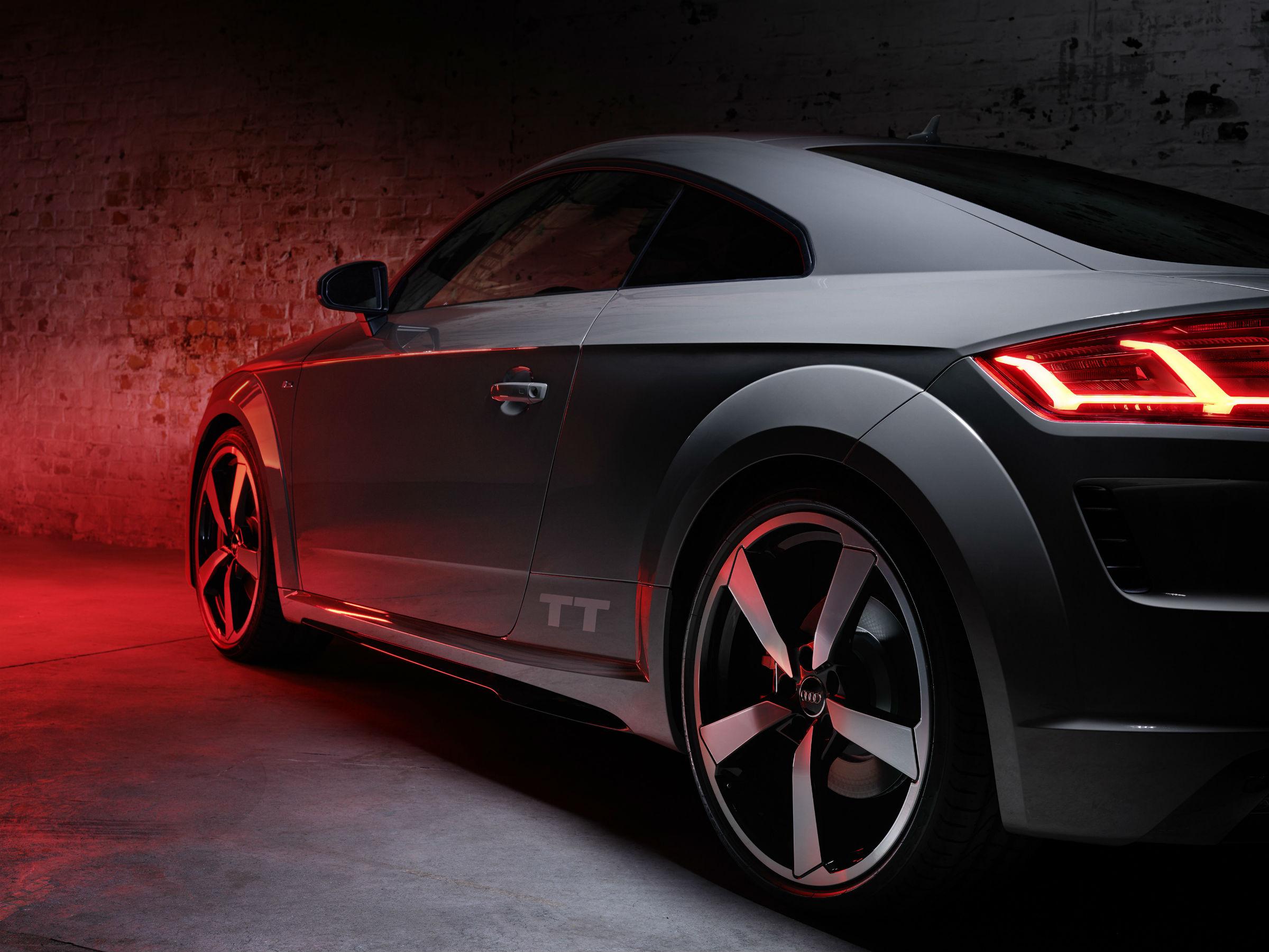 Audi TT seria limitowana