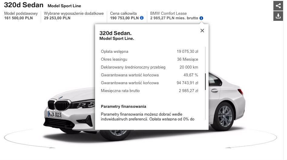 Tesla Model 3 w Polsce w leasingu za 2 tysiące miesięcznie