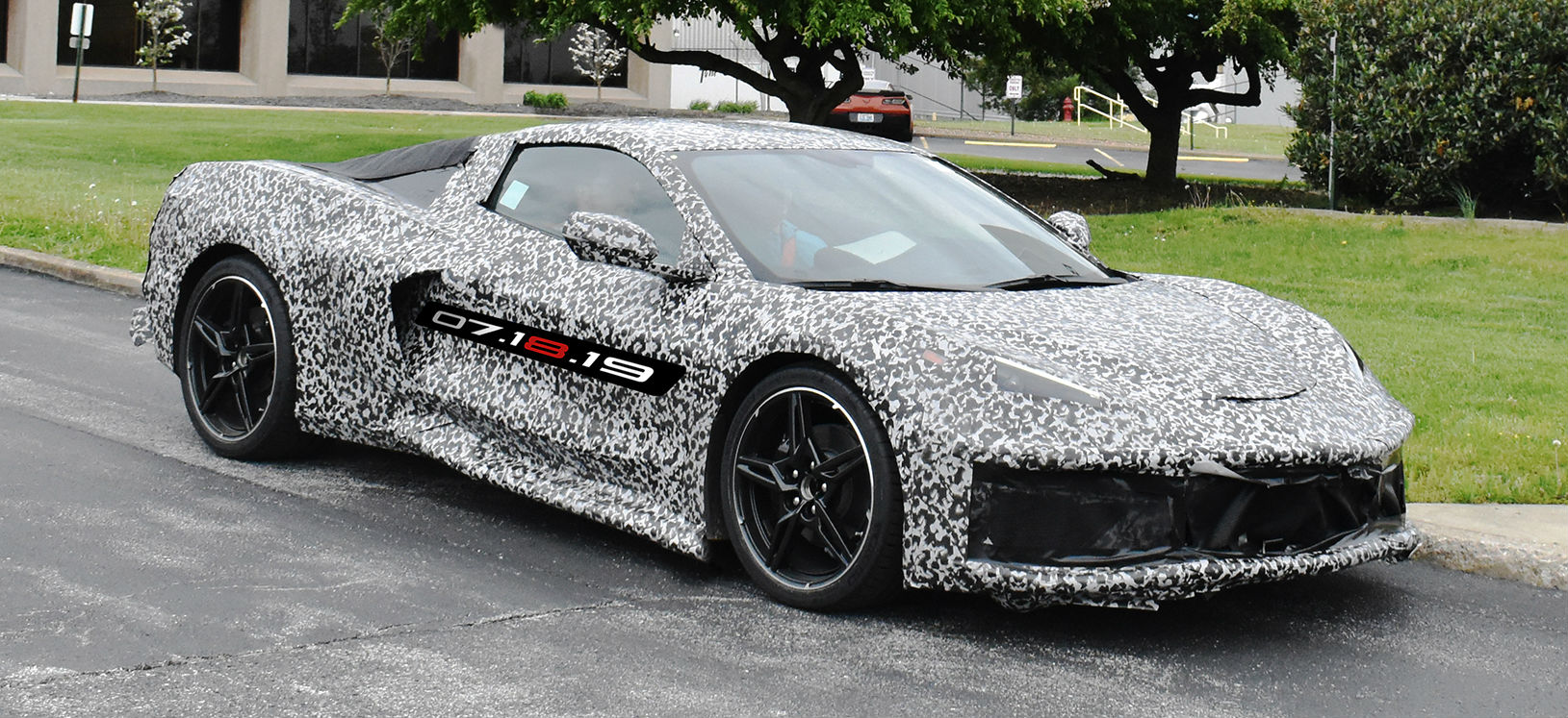 Corvette C8 2019