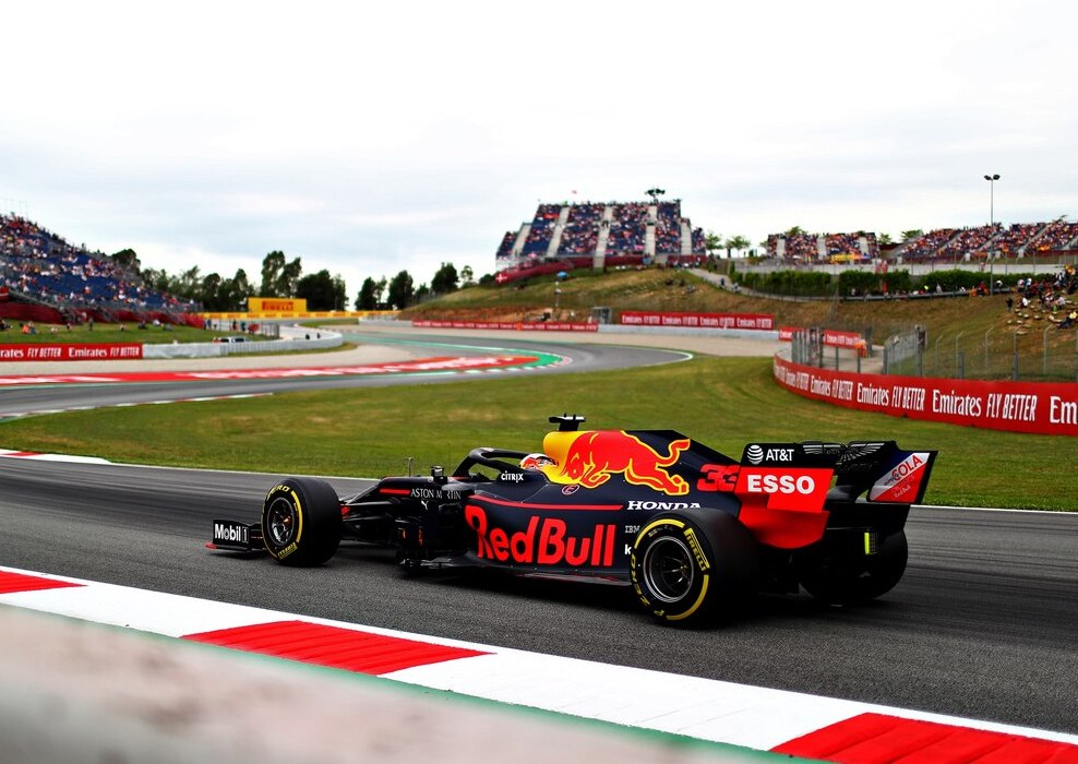 Formuła 1 Red Bull Hiszpania