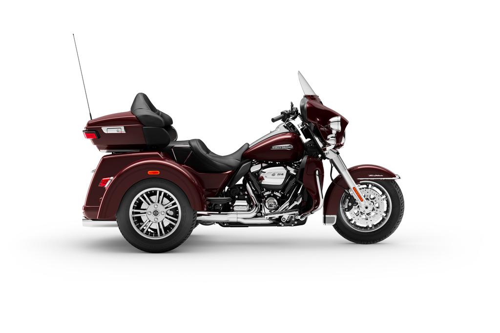 motocykl na kat b harley