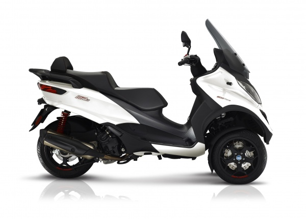 motocykl na kat b piaggio mp3 500