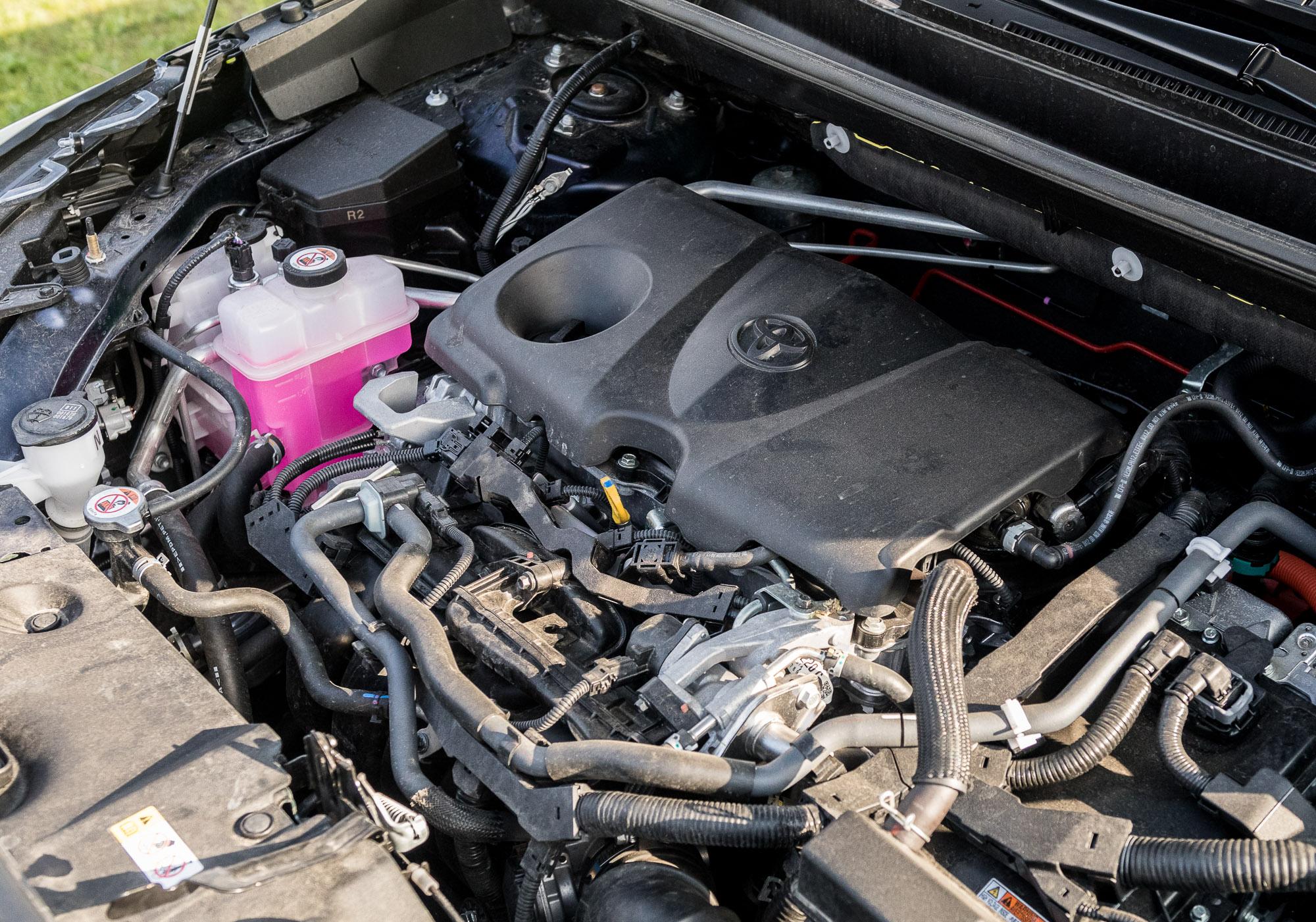 Toyota RAV4 2019 test