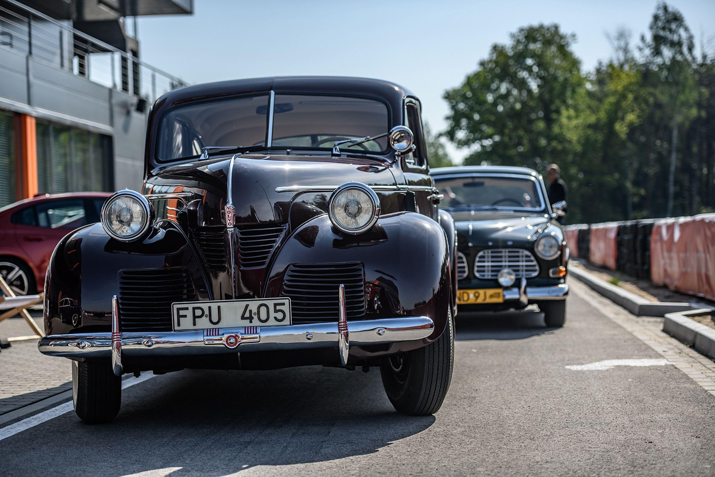 Volvo klasyczne Modlin