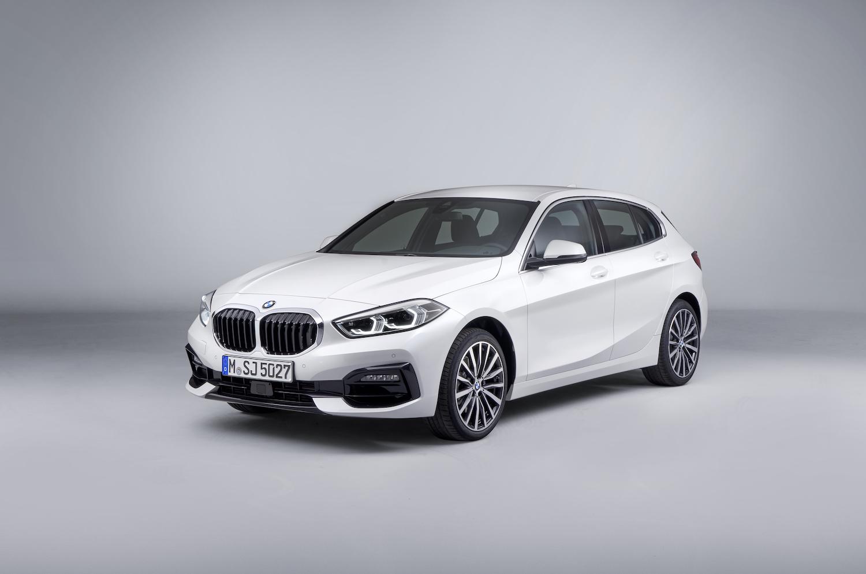 nowe BMW 1 ceny