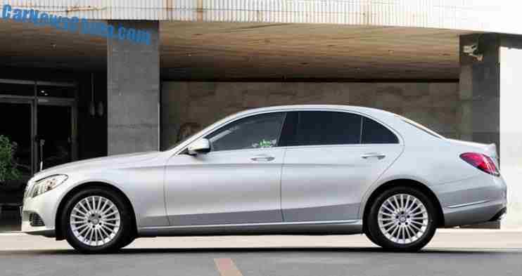Mercedes C L