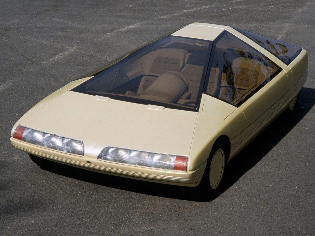 Citroen 100-lecie prototypy