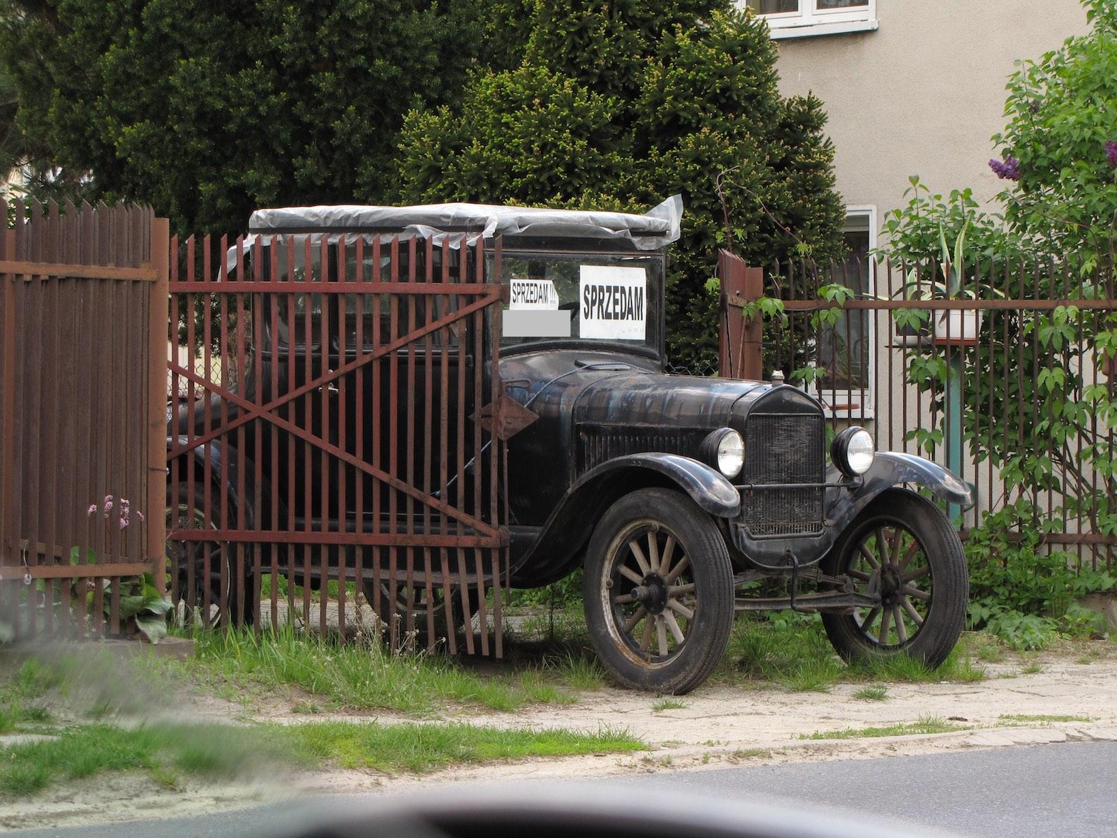 ford t na sprzedaż