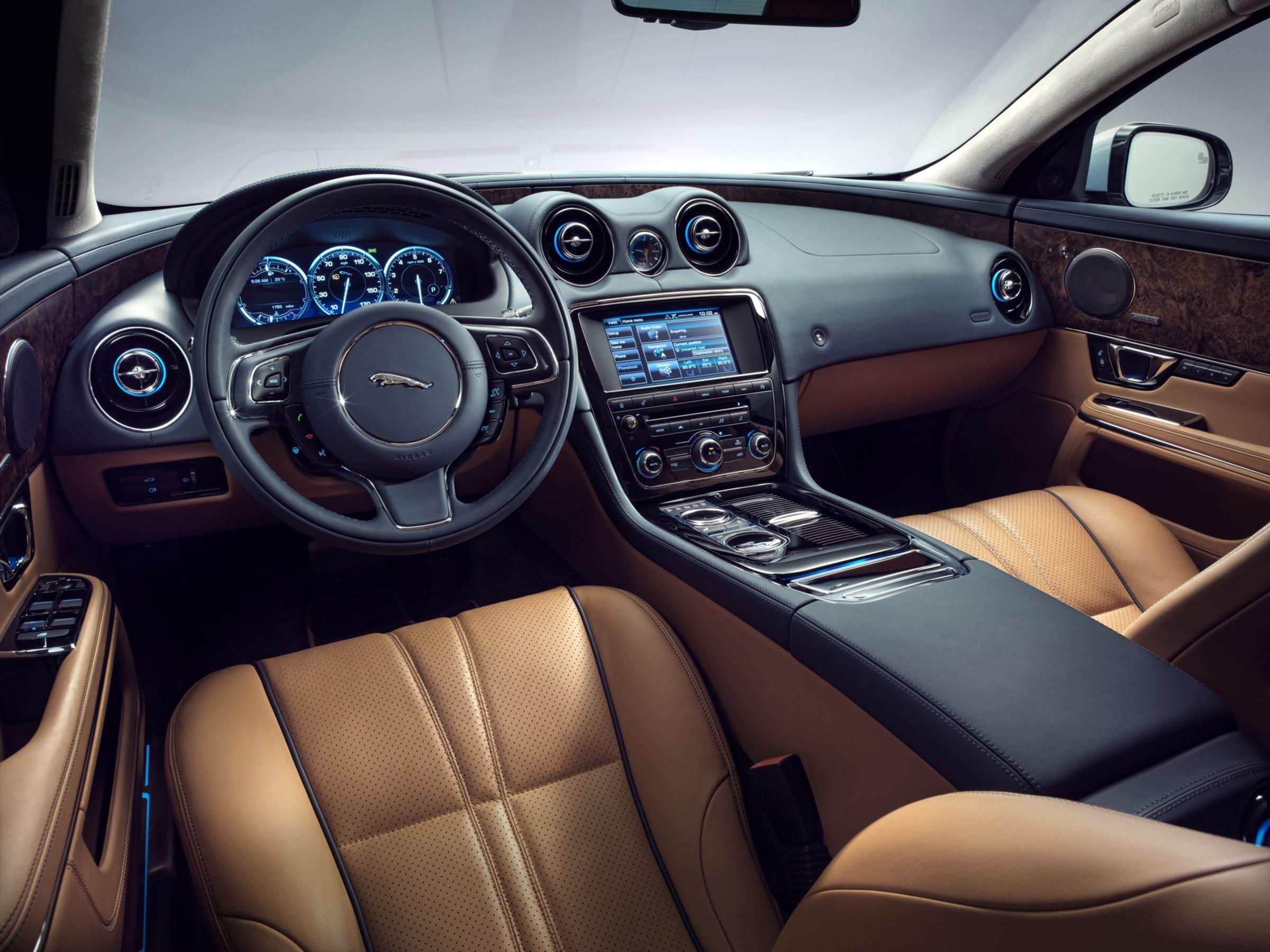 Jaguar XJ koniec produkcji