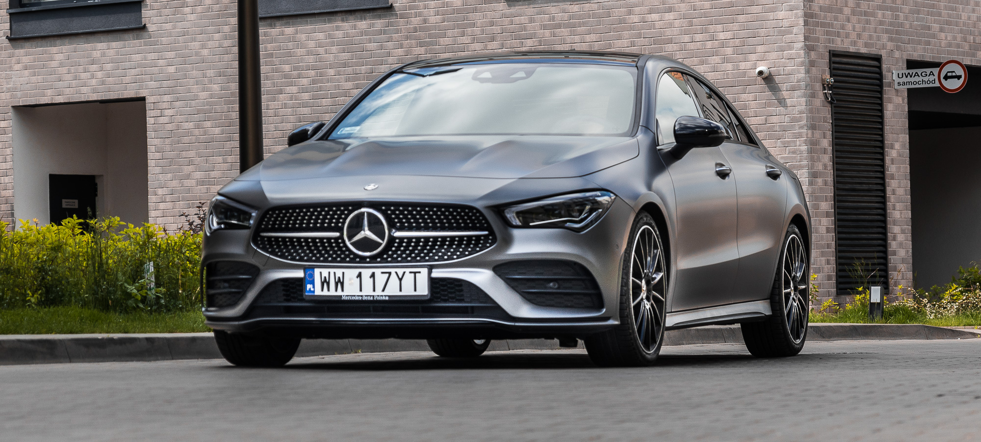 mercedes cla 2019 test