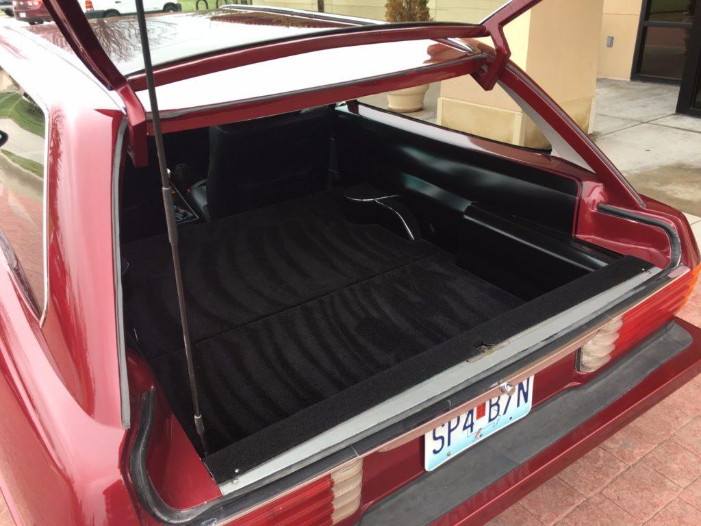 Mercedes R107 450 SLC