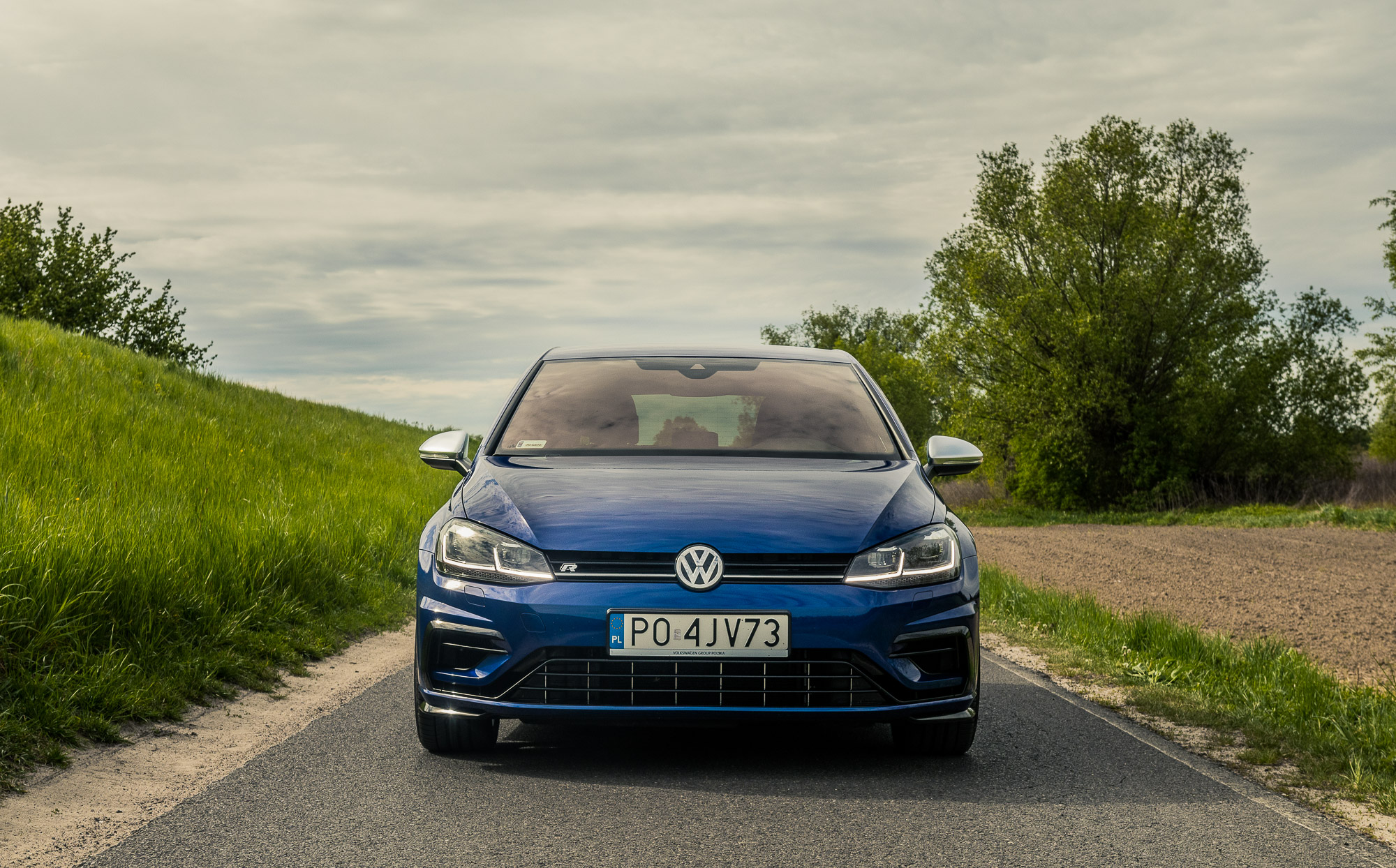 Volkswagen Golf R 2019 test