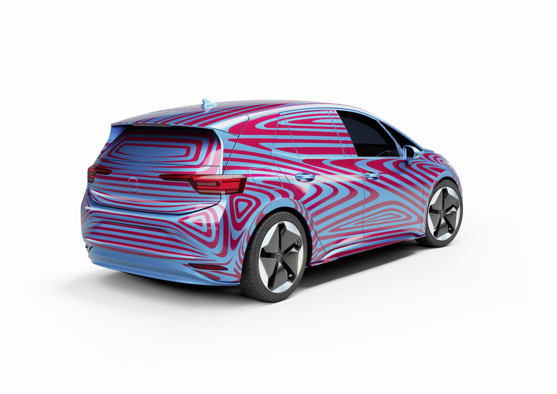 Volkswagen elektryczny TCO